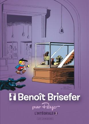 Intégrale Benoît Brisefer 3