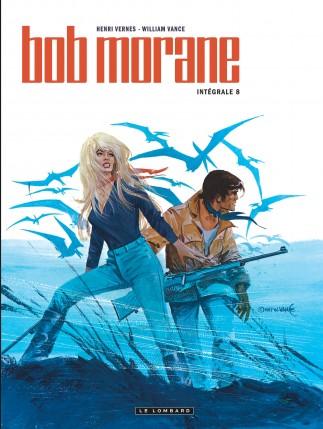 Intégrale Bob Morane nouvelle version tome 8