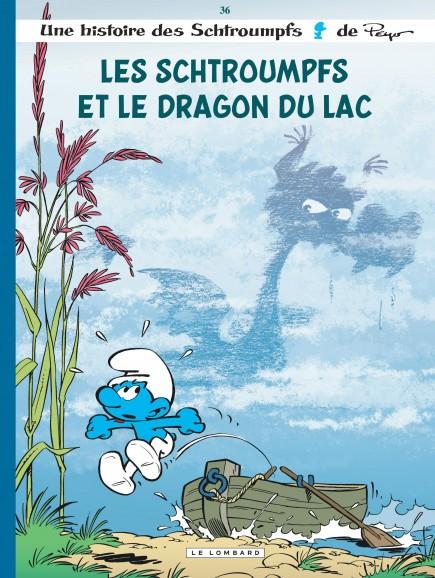 Les Schtroumpfs - Les Schtroumpfs et le dragon du lac