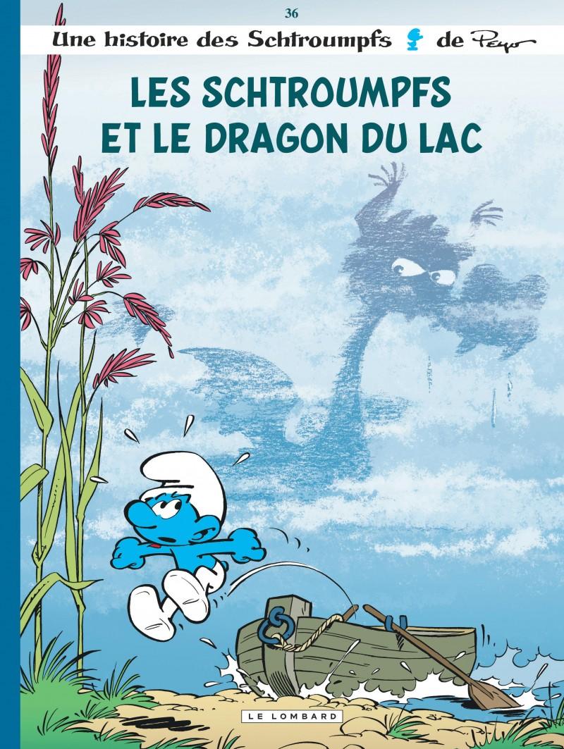 Les Schtroumpfs - tome 36 - Les Schtroumpfs et le dragon du lac