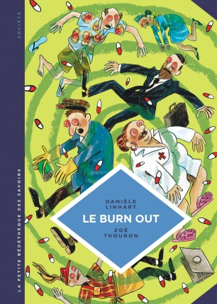Le Burn out. Travailler à perdre la raison.