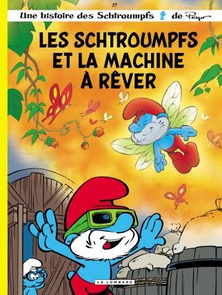 Les Schtroumpfs et la machine à rêver