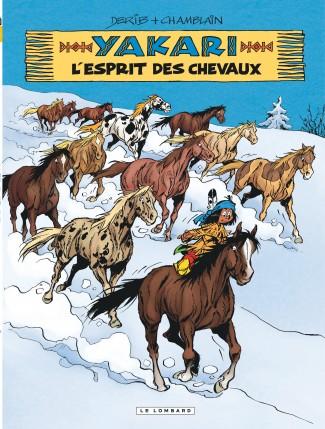 L'Esprit des chevaux