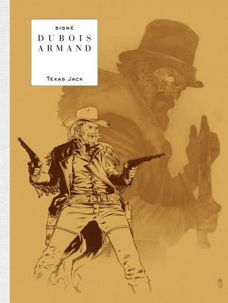 Texas Jack - Edition Noir & Blanc