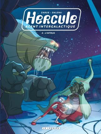 Hercule, agent intergalactique
