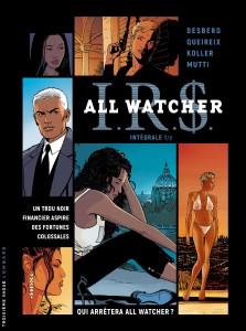cover-comics-intgrale-i-r-all-watcher-tome-1-intgrale-i-r-all-watcher