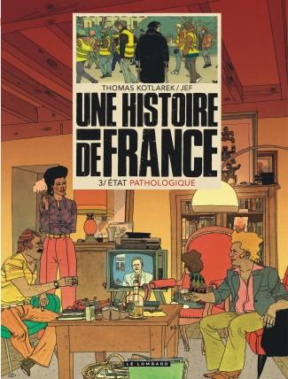 Histoire de France (une)