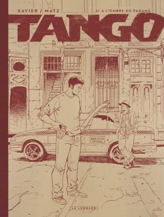 À l'ombre du Panama Édition Noir&Blanc