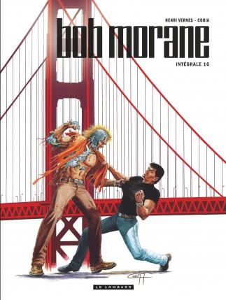 Intégrale Bob Morane nouvelle version tome 16