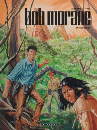 Intégrale Bob Morane nouvelle version tome 17