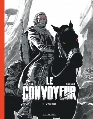 Nymphe - édition Noir & Blanc