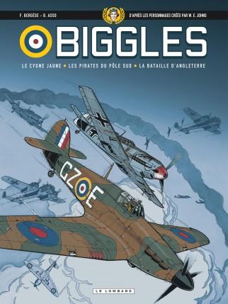 Biggles - Intégrale T1