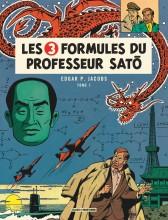Les 3 Formules du Professeur Satô - Tome 1
