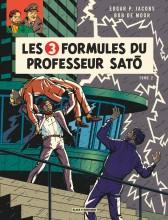 Les 3 Formules du Professeur Satô - Tome 2 (french edition)