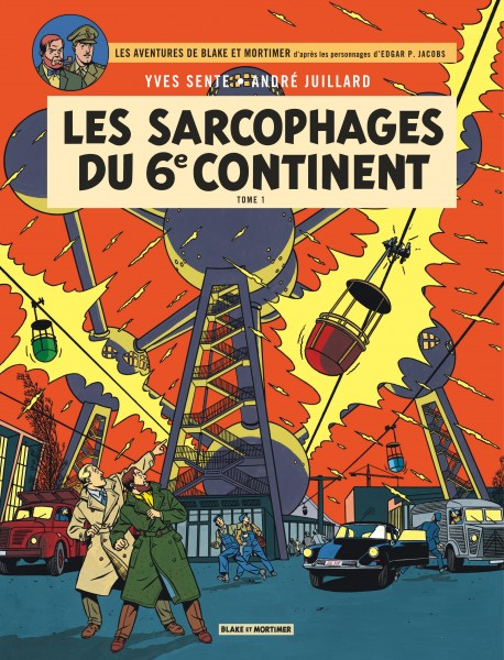 Les Sarcophages du 6e continent - Tome 1 (french edition)