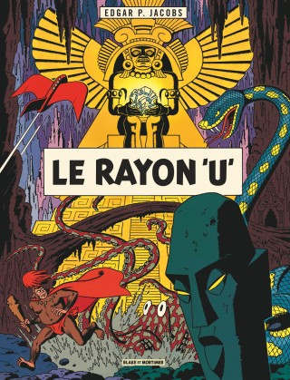 Le rayon U - One shot (EP Jacobs)