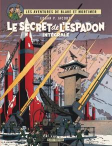 cover-comics-blake-amp-mortimer-8211-intgrales-tome-1-le-secret-de-l-8217-espadon-8211-intgrale