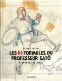 Album Professor Sato's Three Formulae - Original layout drawing (french Edition)