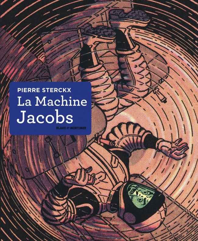 autour-de-blake-mortimer-tome-10-machine-jacobs-la