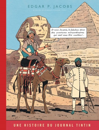 blake-mortimer-tome-4-mystere-de-la-grande-pyramide-t1-le-version-journal-tintin