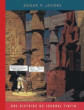 blake-mortimer-tome-5-mystere-de-la-grande-pyramide-t2-le-version-journal-tintin