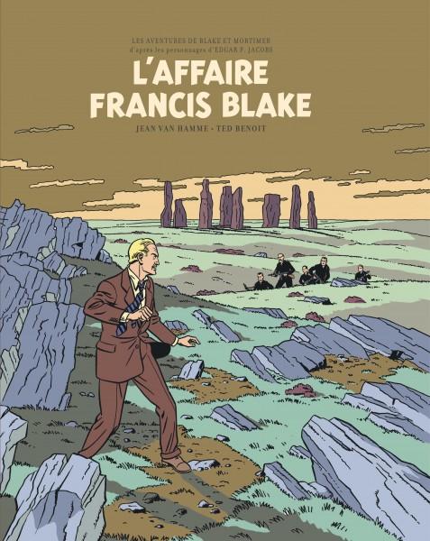 L'Affaire Francis Blake - Édition bibliophile