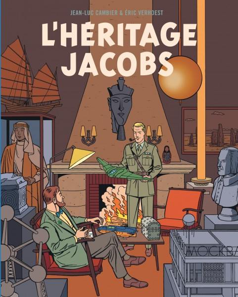 Book Blake et Mortimer Jacobs Heritage (french Edition)