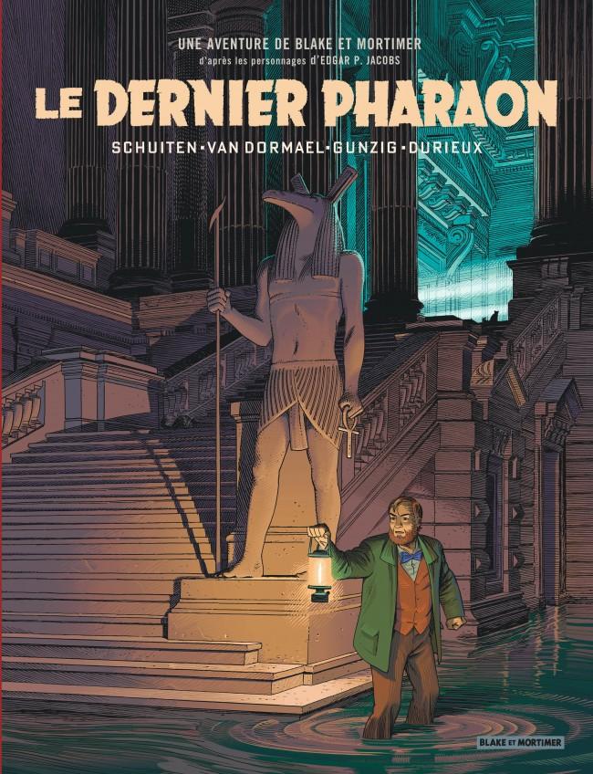 hors-serie-blake-et-mortimer-tome-11-dernier-pharaon-le