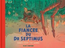 Album Blake et Mortimer, La Fiancée du Dr Septimus
