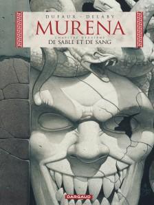 cover-comics-murena-tome-2-de-sable-et-de-sang