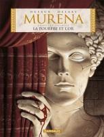Quel livre avez vous lu récemment ? (2) - Page 2 Murena-tome-1-la-pourpre-et-l-or