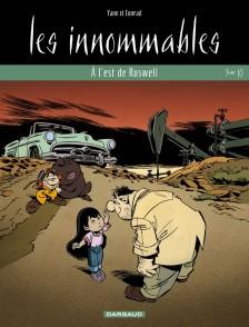 cover-comics-les-innommables-tome-10-a-l-8217-est-de-roswell