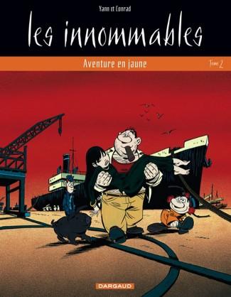 les-innommables-tome-2-aventure-en-jaune