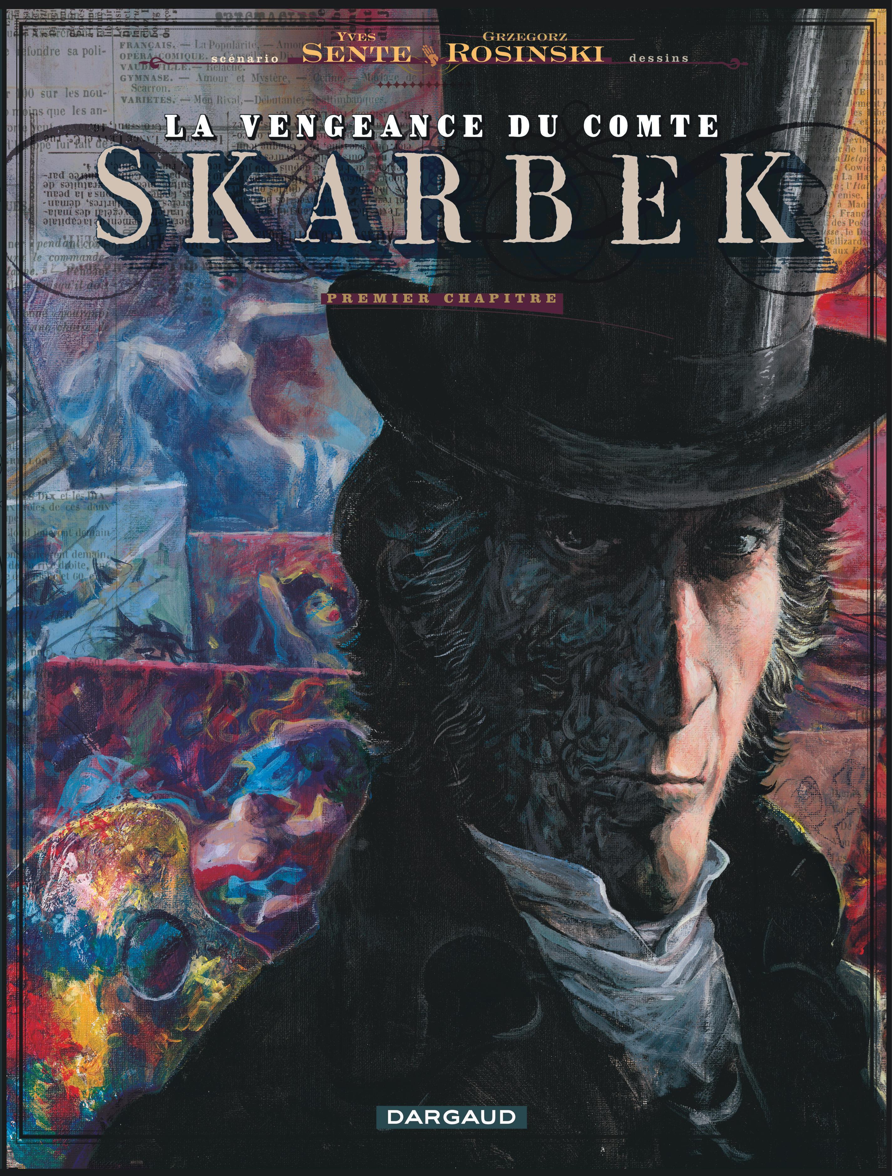 la vengeance du comte skarbek tome 1  deux mains d u0026 39 or