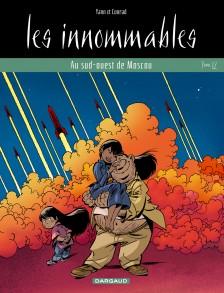 cover-comics-les-innommables-tome-12-au-sud-ouest-de-moscou