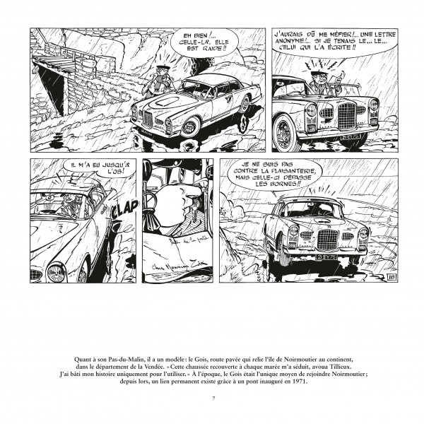 La voiture immergée  (1958)