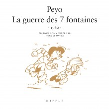 Album the 7 fountains war (french Edition)