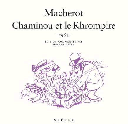 Chaminou et le Khrompire (1964) - Chaminou et le Khrompire