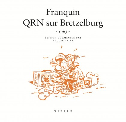 QRN on Bretzelburg - QRN sur Bretzelburg (1966)