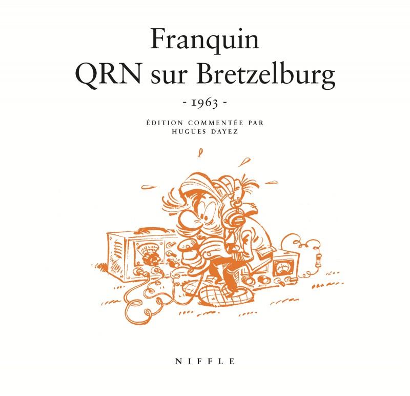 QRN sur Bretzelburg (1963) - tome 1 - QRN sur Bretzelburg (1966)