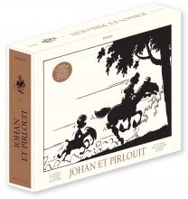 Johan et Pirlouit Intégrale (La Grande Bibliothèque) T.1
