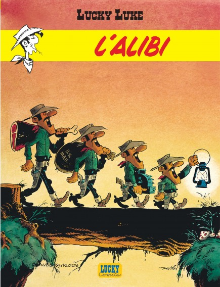 Lucky Luke - L'alibi