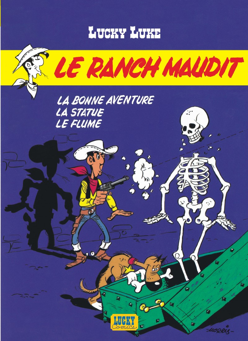 Lucky Luke - tome 26 - Le ranch maudit