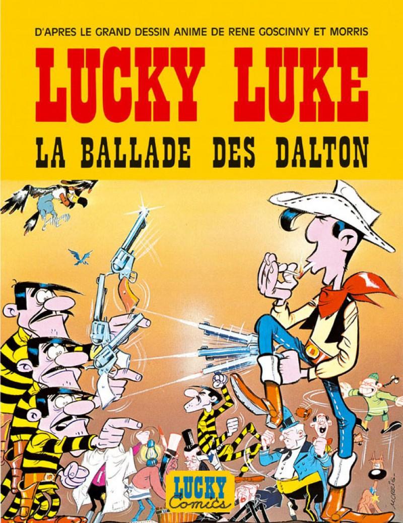 Lucky Luke - La ballade des Dalton (Hors-Série)