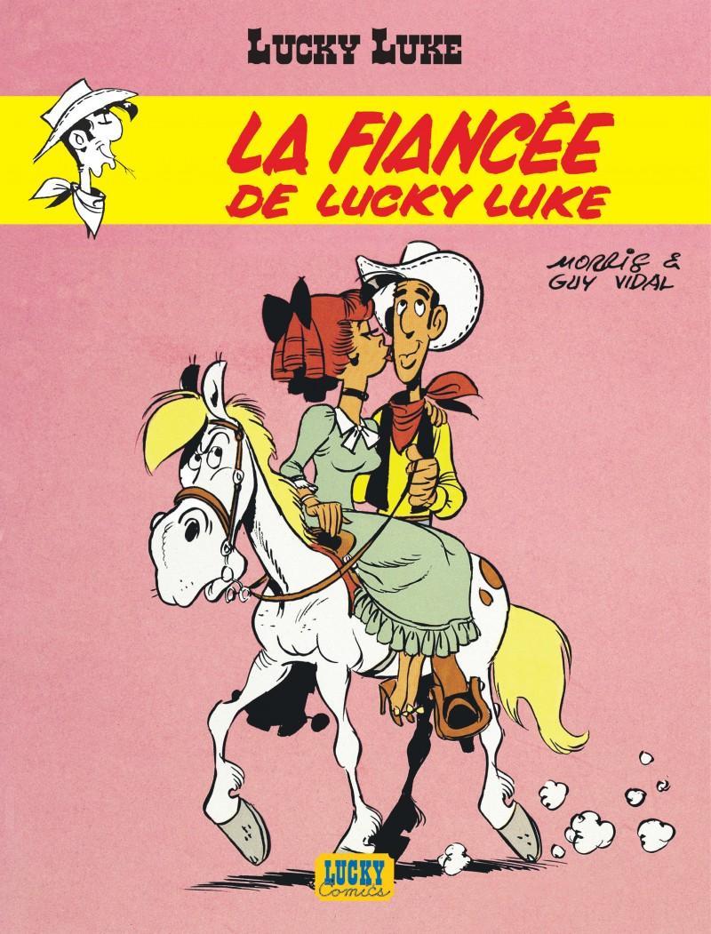 Lucky Luke - tome 24 - La fiancée de Lucky Luke