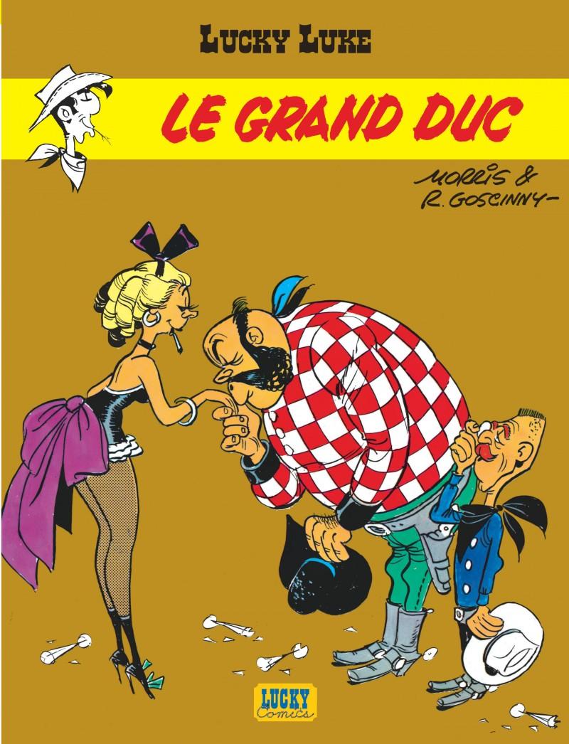 Lucky Luke - tome 9 - Le Grand duc