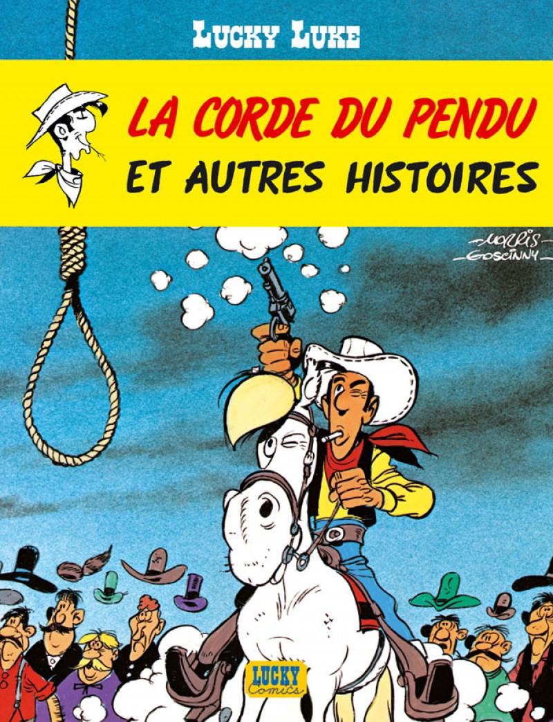 Lucky Luke - tome 20 - La corde du pendu et autres histoires