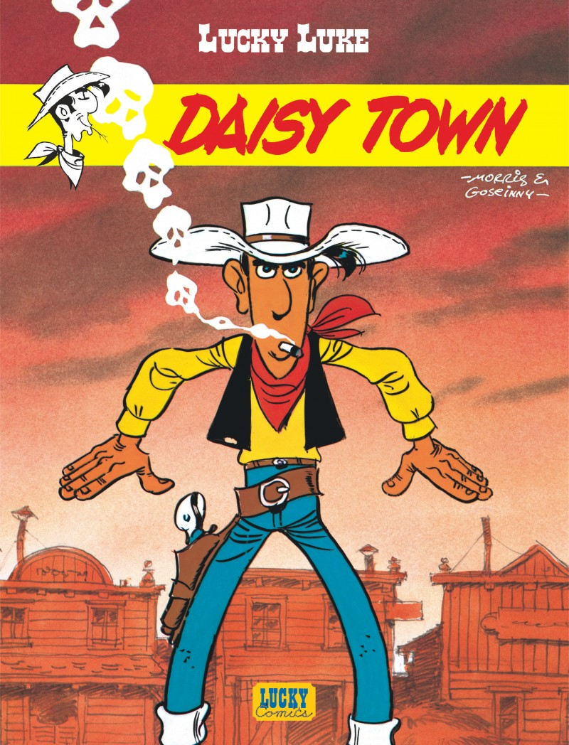 Lucky Luke - tome 21 - Daisy Town