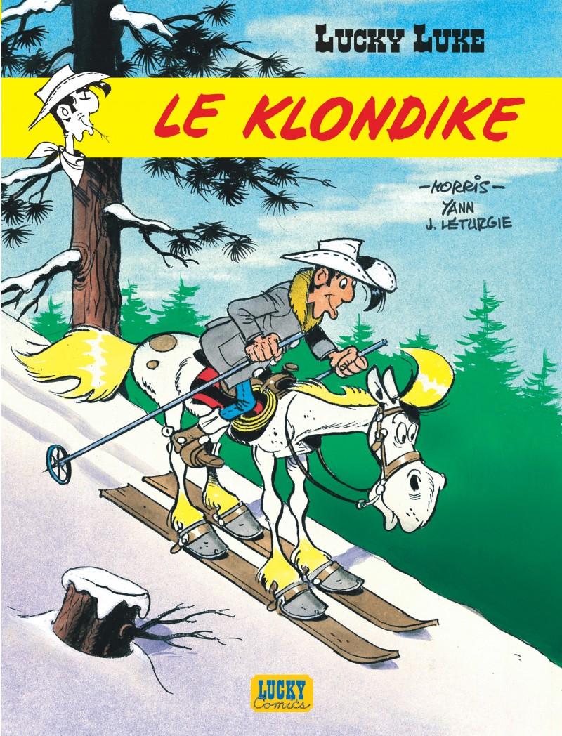 Lucky Luke - tome 35 - Le Klondike