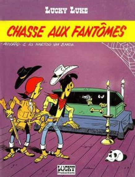 Lucky Luke - Chasse aux fantômes